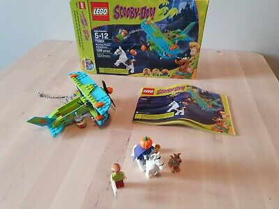 Lego Scooby Doo 75901 Mystery Plane Adventures Great Condition, 100% Complete