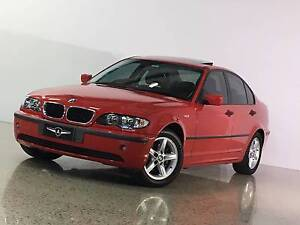 2002 BMW 318i Sedan MANUAL Ashmore Gold Coast City Preview