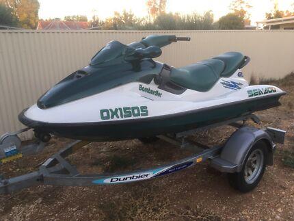 Seadoo gtx 3 seater