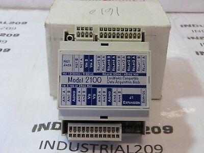 Lonworks Compatible Data Acquisition Node Model 2100 New