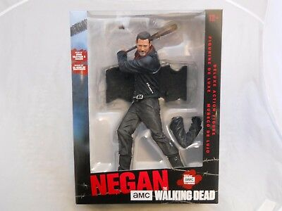 Mcfarlane Toys The Walking Dead Negan 10 Inch Deluxe Figure W  Lucille Bat