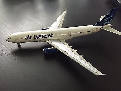Gemini Jets 1/400 Air Transat Airbus A330-243 C-GITS *RARE*