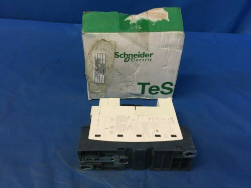 Schneider Electric LUB12 Non-Reversing Motor Starter Power Base, TeSys 036277 NS