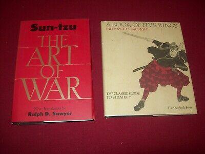 The Art of War (Sun-Tzu) ~ A Book of Five Rings (Miyamoto Musashi)