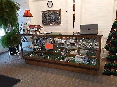 Retail Antique Display Case