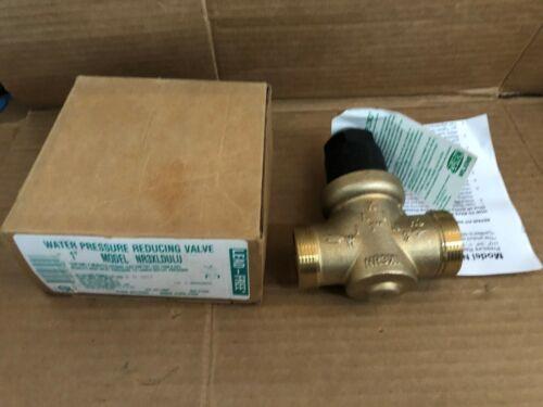 """NEW ZURN 1"""" WATER PRESSURE REDUCING VALVE NR3XLDULU"""