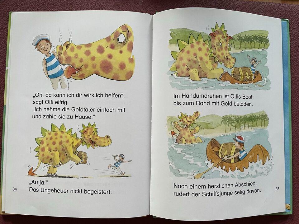 """Lesetiger """"Seeräubergeschichten"""" in Blankenberg (Thür)"""