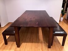SOLID TIMBER DINING SETTING Frankston South Frankston Area Preview