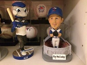Peterborough, I'm looking to buy your Blue Jays Bobbleheads