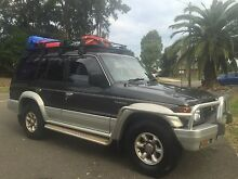 1994 Mitsubishi Pajero Backpacker 4WD Sydney City Inner Sydney Preview