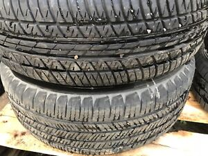 205/65R15 two all season tiers with rims