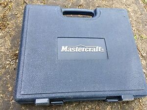 Mastercraft 76pc tap and die set