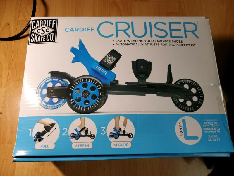 Cardiff Cruiser Large