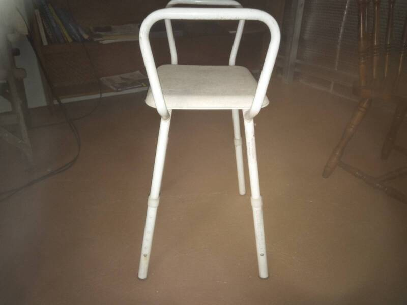 Mobility adjustable shower chair | Office Chairs | Gumtree Australia ...