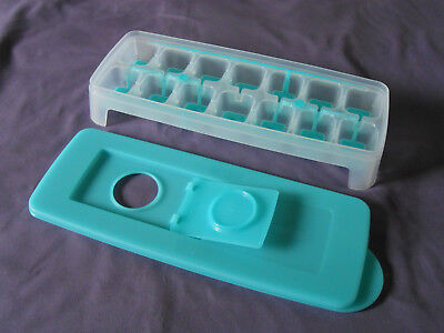 Tupperware Fresh Pure ice cube tray with cover iced coffee fruit juice flavored ](Flavored Ice Cubes)