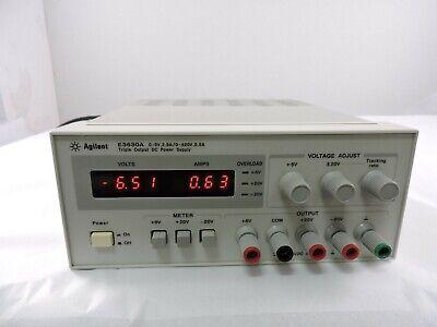 Agilent E3630a 35w Triple Output Power Supply - 90 Day Warranty