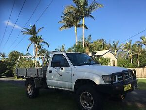 2000 Toyota Hilux Ute Palm Beach Pittwater Area Preview