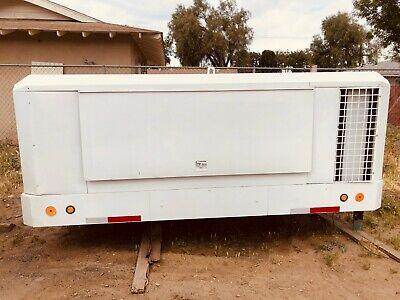 Ingersoll-rand Duetz Diesel Air Compressor 125 Psi