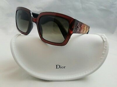 CHRISTIAN DIOR MYDIOR1N CZXHA WOMEN'S PEACH PASTEL SUNGLASSES MADE IN ITALY