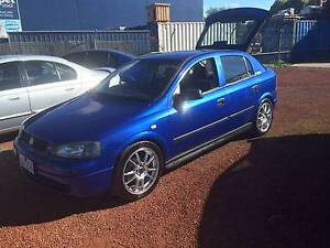 2005 Holden Astra  AUTO Hatchback Bacchus Marsh Moorabool Area Preview