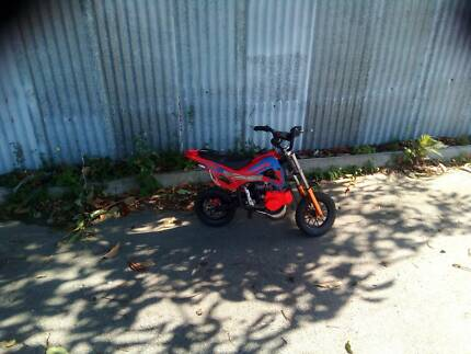 50cc dirt bike Upper Mount Gravatt Brisbane South East Preview