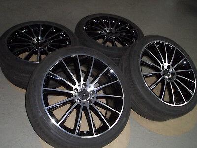 4 Originale Mercedes Sommerräder S-Klasse W222 20 Zoll 8,5J x20 ET38 A2224010400