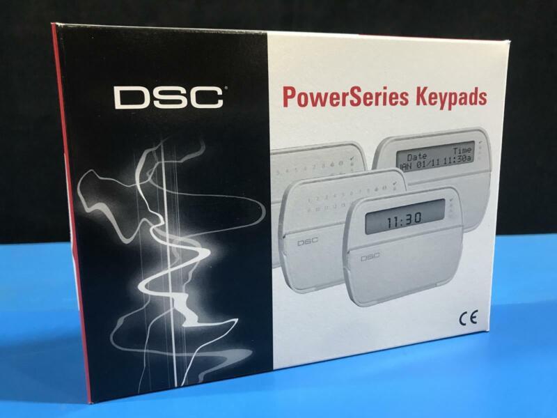 DSC PK5500ENG ADT PowerSeries 64 Zone Security Keypad