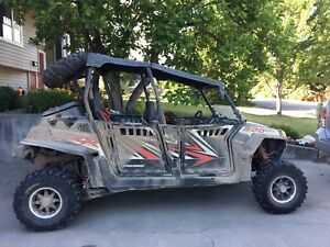 Polaris RZR 900 XP 4