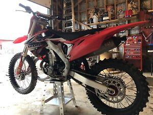 2012 Honda CRF 450