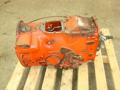 1959 Ford 971 Tractor Select-o-speed Sos Transmission