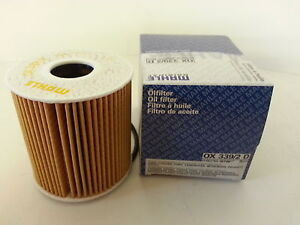 volvo s40 s80 v50 v70 2 0 diesel oil filter genuine mahle ox339 2d 2004 2010 ebay. Black Bedroom Furniture Sets. Home Design Ideas