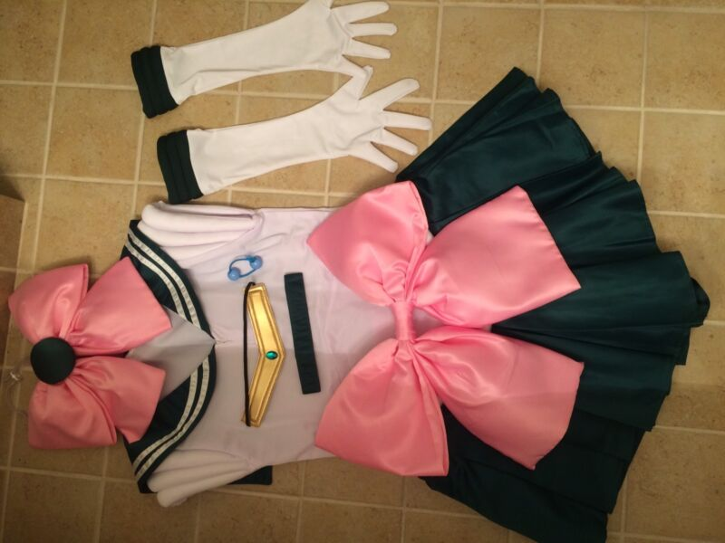 Sailor Jupiter cosplay (XXL)