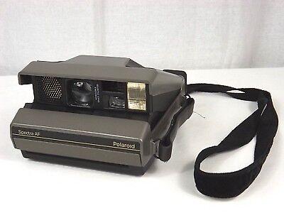 Polaroid Spectra AF Instant Camera Vintage with Neck Strap