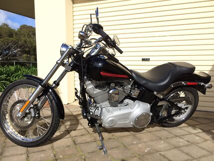 2008 Harley Davidson Softail FXST  Victor Harbor Victor Harbor Area Preview