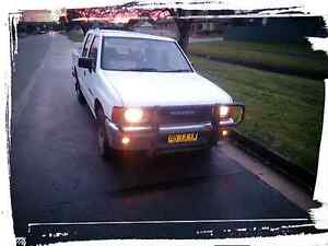 Dual cab automatic holden rodeo 4cyl Singleton Singleton Area Preview