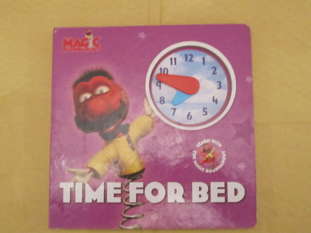 Time For Bed (The Magic Roundabout),  | Hardcover Book | Acceptable | 9780199112