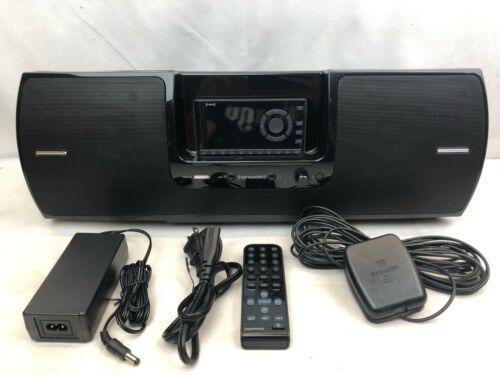 Sirius Onyx Satellite Radio Receiver W/ SUBX2 BOOMBOX PLUS EXTRAS! FAST SHIP!!