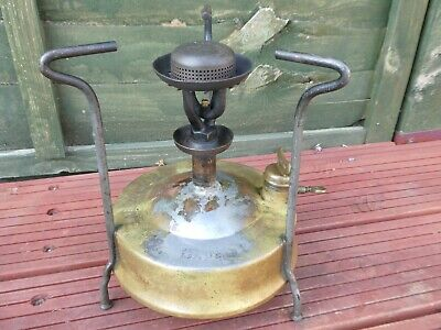 Old Vintage BUFLAM NO 2 Paraffin Camping Stove Kerosene Burner for sale  Shipping to Nigeria