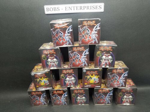 14x Yu-Gi-Oh! Figure Hangers Series 1  RARE, New Sealed Boxs smoking deal lot-14