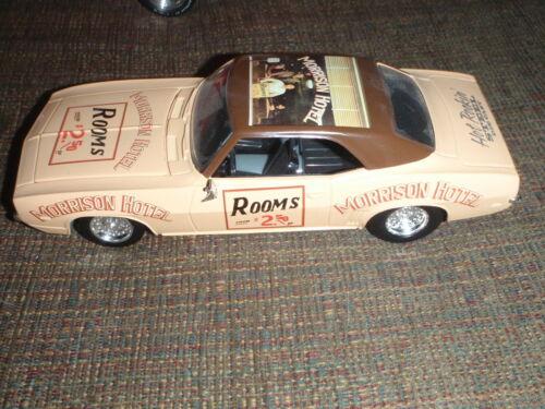 Racing Champions THE DOORS MORRISON HOTEL 1969 Chevy Camaro 1:24 Die-Cast