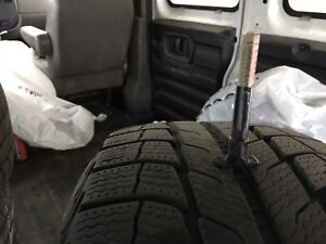 225/65/r17 Michelin used tires