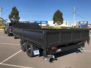 14x8 3 Way Flatbed Tipper Trailer - 4.5 Tonne Narre Warren Casey Area Preview