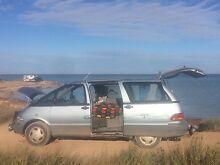 1992 Toyota Tarago Campervan Converted Perth Northern Midlands Preview