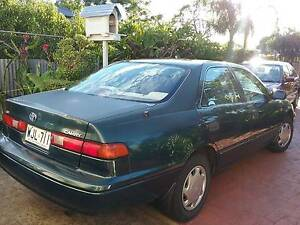 1998 Toyota Camry Sedan Clarence Gardens Mitcham Area Preview