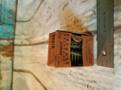 Vintage Box Of Staples