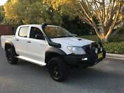 2011 Toyota Hilux Ute TURBO DIESEL - AUTOMATIC- 4X4 - DUAL CAB Labrador Gold Coast City Preview