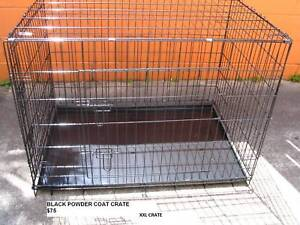 NEW XXL Collapsible Metal Pet /Dog Puppy Cage Crate-METAL TRAY