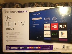 Insignia 39 inch Smart Led 1080p Television