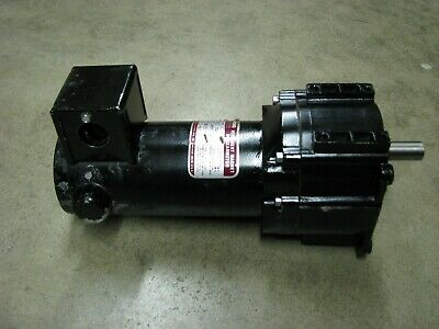 Electric Dc Gear Motor 18 Hp 54 Rpm 90 Volt Maxi-torq 4z129a