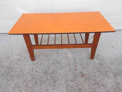 Vintage Retro Danish Teak Coffee Table